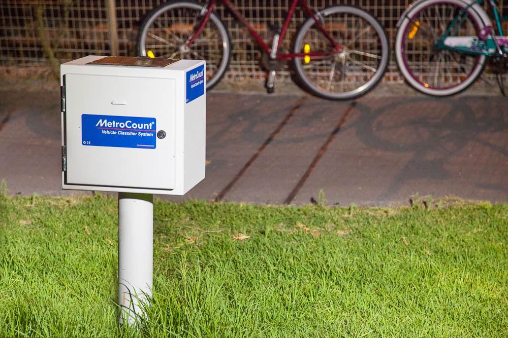 Cycle Path Monitoring