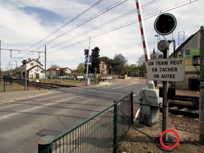 SNCF - Comptage traffic