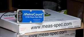 MC5740 - Unit to test piezoelectric sensors