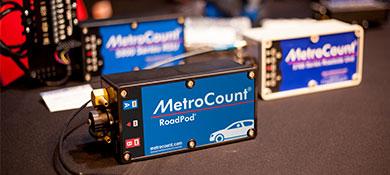 RoadPod VT by Metrocount