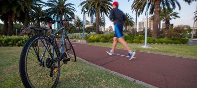 Bike and Pedestrian Counter