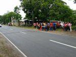 Monitorage du trafic aux Philippines