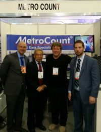 MetroCount Intertraffic Mexico City 2016