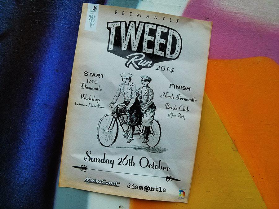 Fremantle Tweed Run