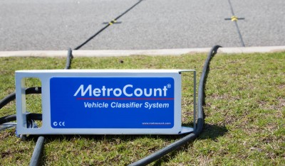 Automatic Traffic Counter - Road Tubes