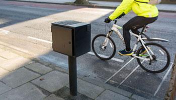 Compteur de vélos MetroCount