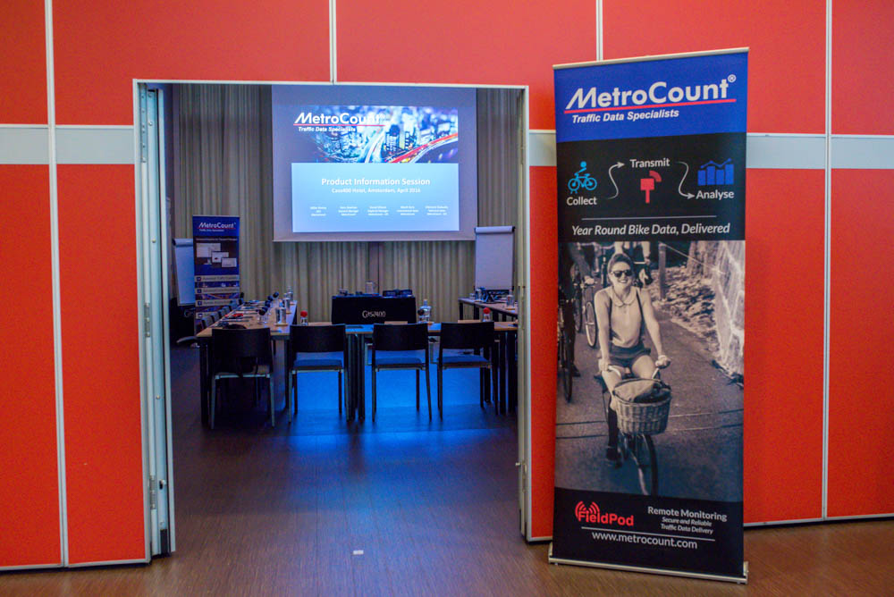 MetroCount Product Info Session