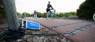 RidePod BT by MetroCount