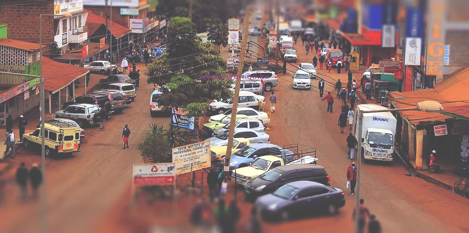 Congestion Study - Kenya
