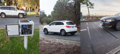 Car counter sensor types | MetroCount