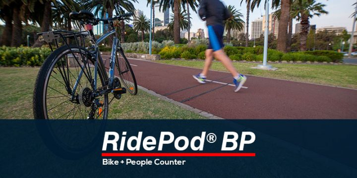 Bike + People Counter