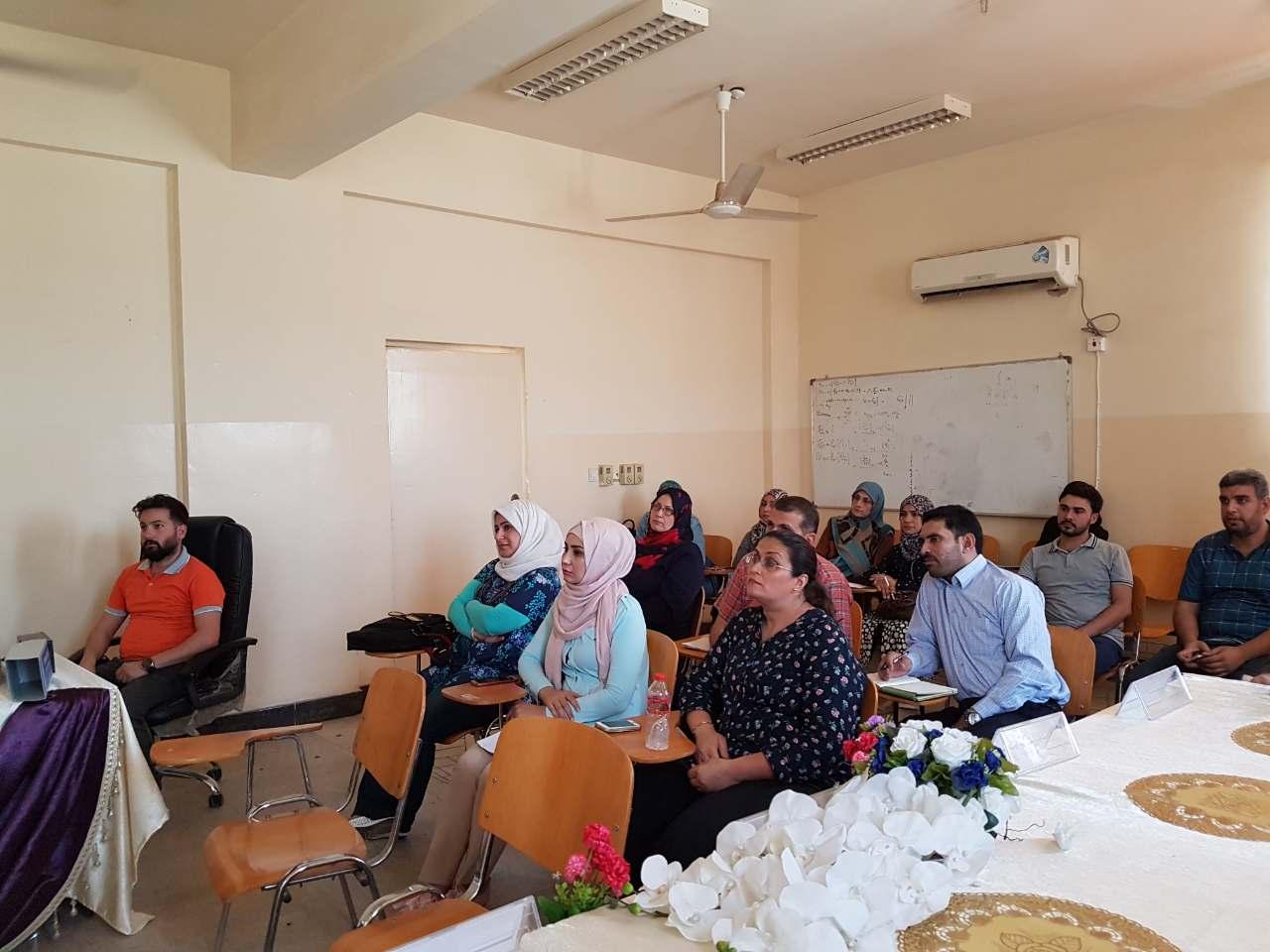 Bagdad Traffic Data Training   MetroCount