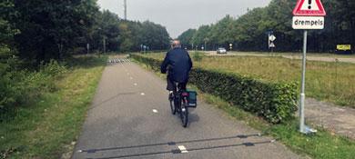 MetroCount RidPod BT-fietsellter