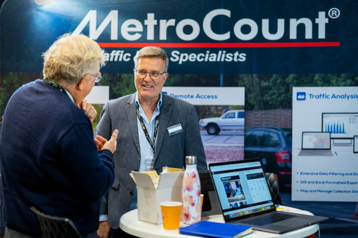 Exciting new technologies at Australia's National Traffic and Transport Conference 2019