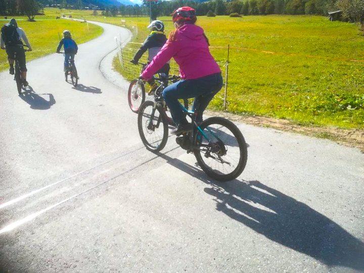 Bikes Count in Switzerland