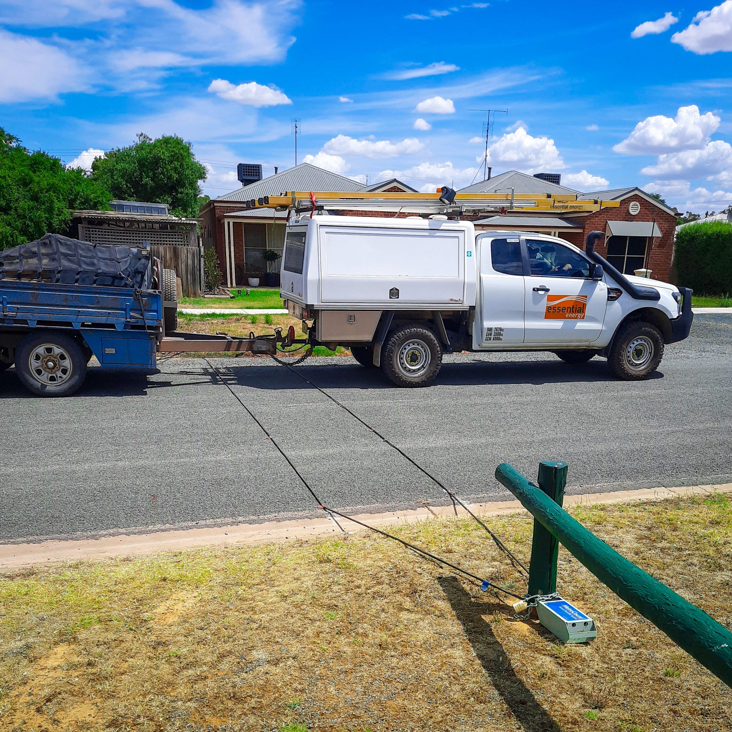 Surveillance frontalière avec les compteurs de trafic