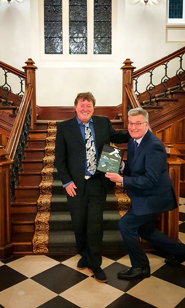 MetroCount wins Sustainability Award
